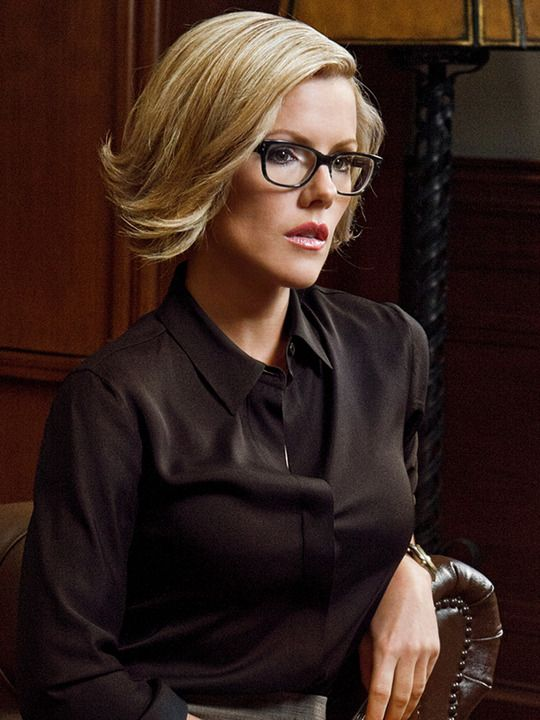 Kathleen Robertson aka Boss's Kitty O'neil