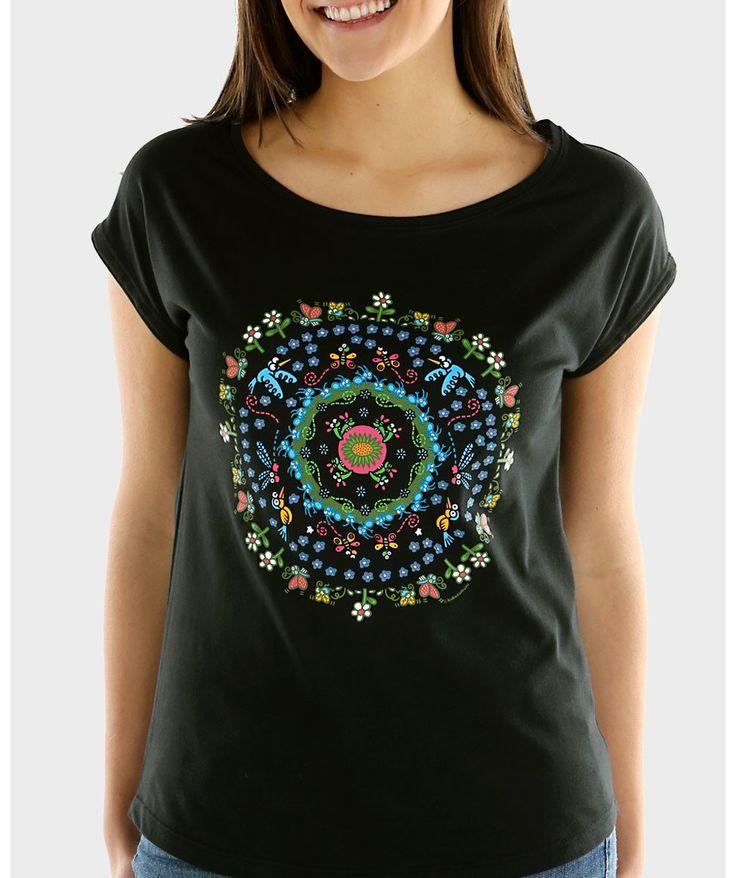 Camisetas originales mujer - Korronselva