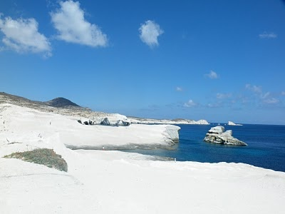 Visit the home of Aphrodie and the Venus de Milo on the magical island of Milos...
