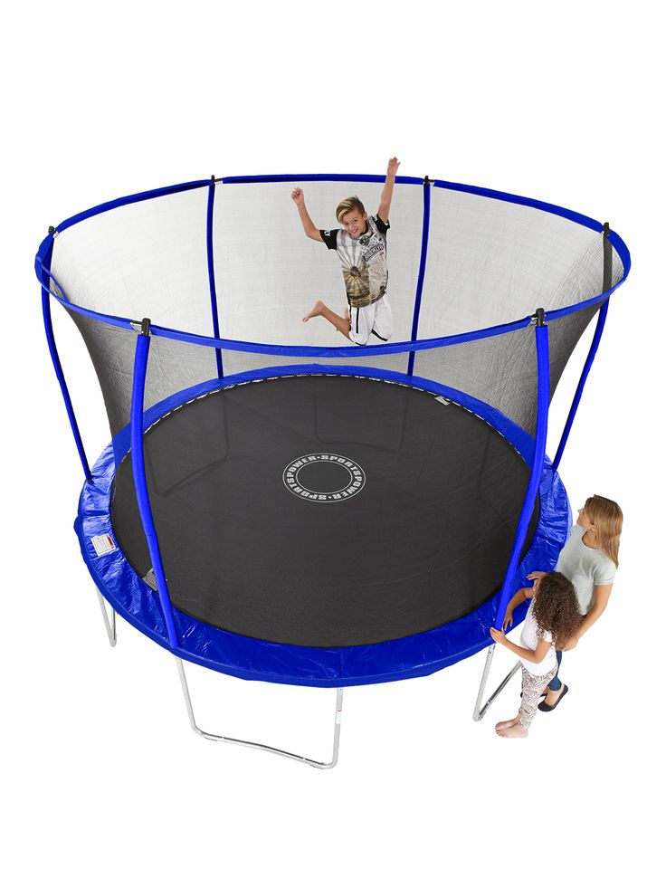 Sportspower Easi-store 12ft Trampoline with Enclosure | very.co.uk