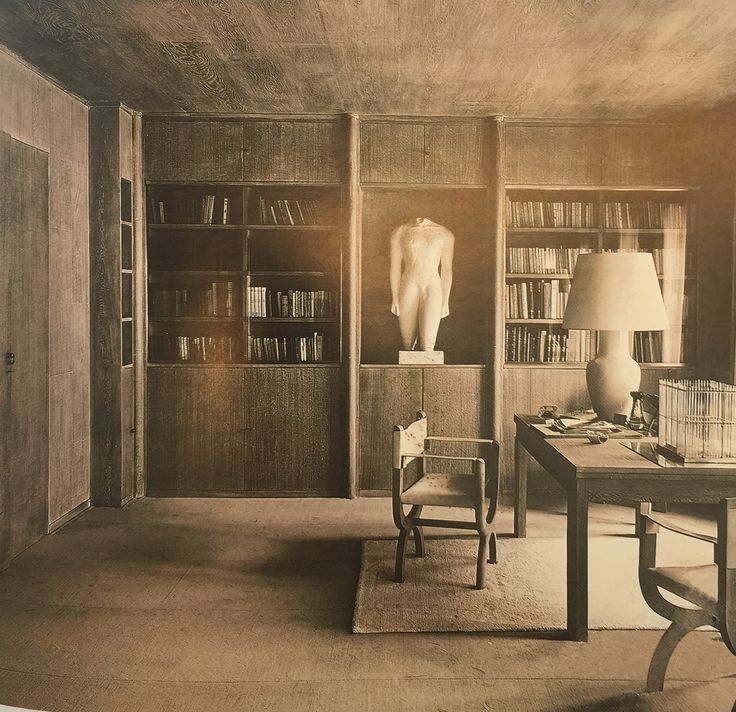 Interior Design by Jean Charles Moreux, 1938