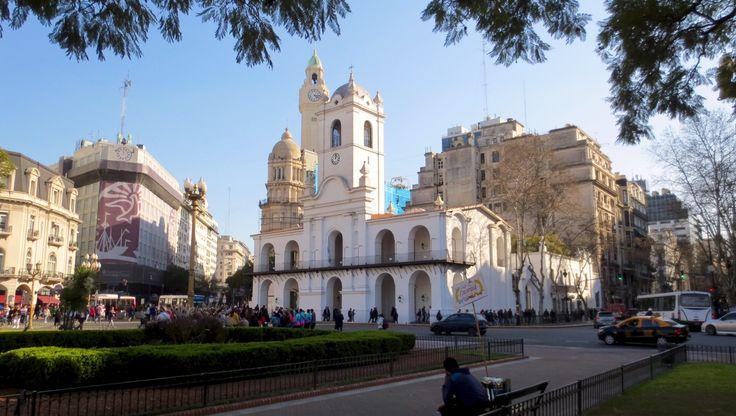 Plaza de Mayo Buenos Aires, Argentina