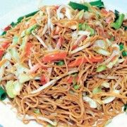 Gon Lo Mein at Ho Ho Chinese Cuisine