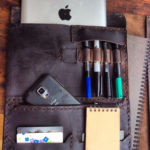Best 25+ Portfolio binder ideas on Pinterest Brighton parking - leather resume folder
