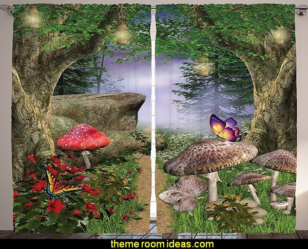 13 best Fairy Woodland animals theme bedrooms images on Pinterest ...
