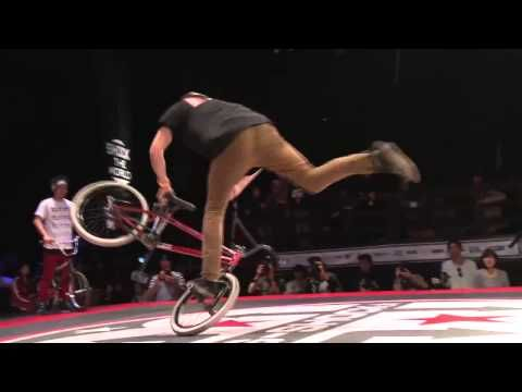 ~REAL TOUGHNESS TOKYO 2013 ~ BMX FLATLAND BATTLE FINAL 【FULL】 - YouTube