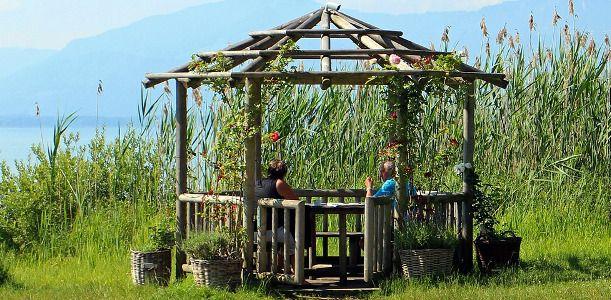 pavillon selber bauen   heimwerker-zentrum.de   garten   pinterest - Gartenpavillon Selber Bauen
