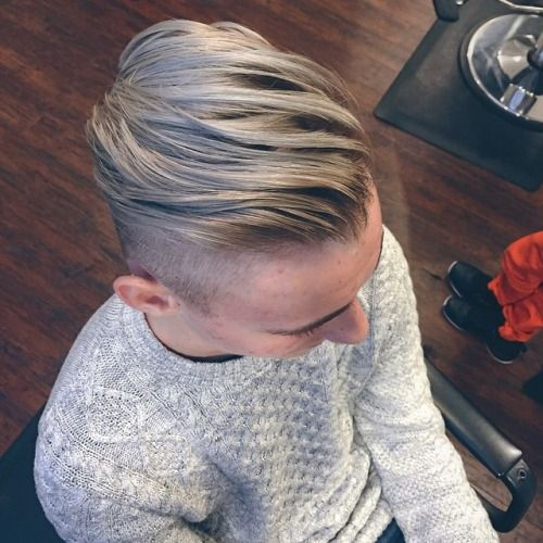 mohawk haircut 88 best hair is my images on hombre 1830
