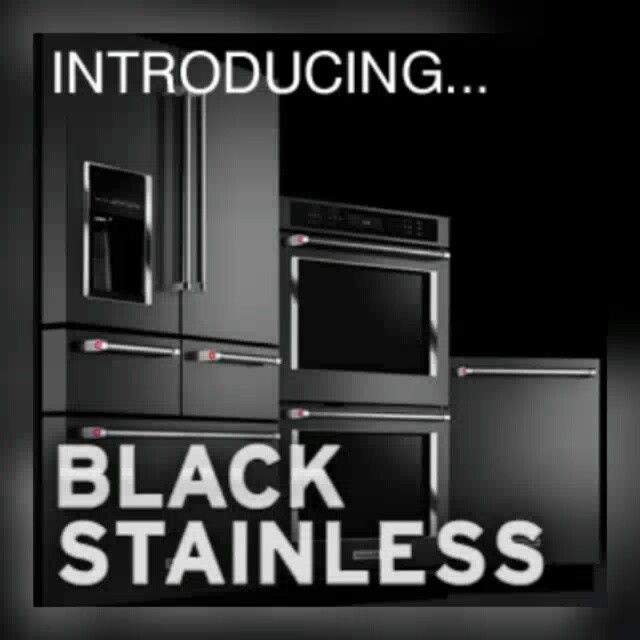 25+ Best Ideas About Black Stainless Steel On Pinterest