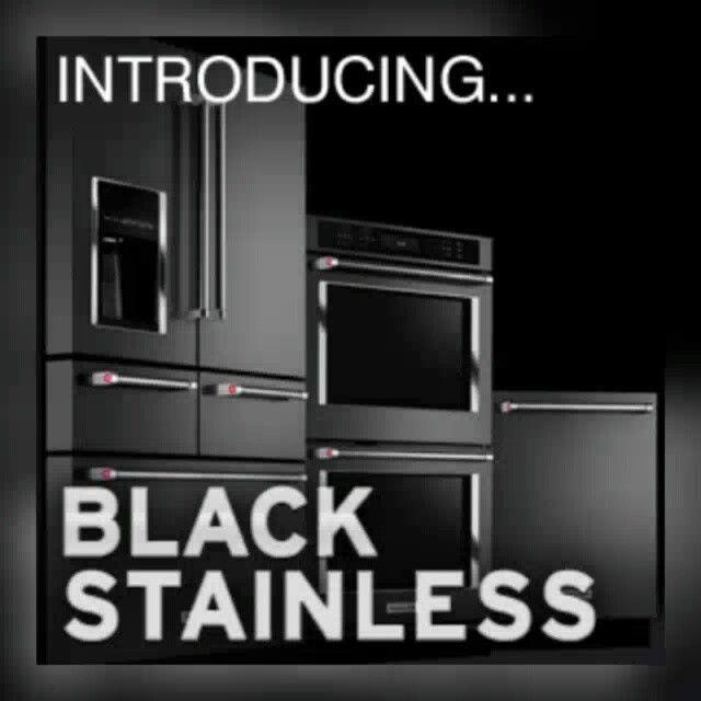 Black Stainless Steel Kitchen Appliances: 25+ Best Ideas About Black Stainless Steel On Pinterest