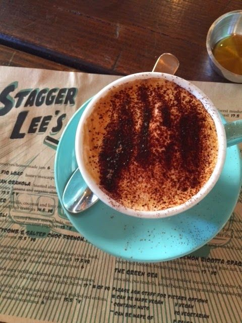 Heading to Melbourne? Brunswick St, Hot spot, Stagger Lees has a cracking menu. A must try!