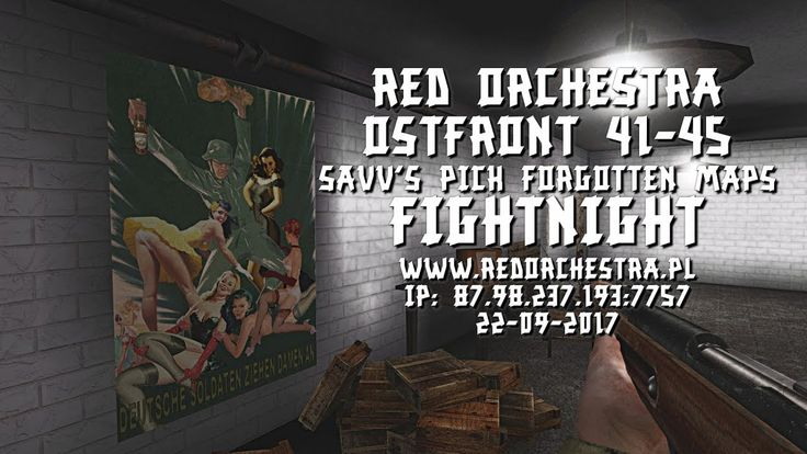 053# Red Orchestra: Ostfront 41-45.