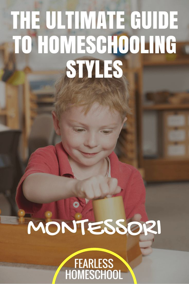 Welcome to the seventh post in the Ultimate Guide to Homeschooling Styles series! Click here to view the rest of the series. The Montessori method of education was created by Maria Montessor…