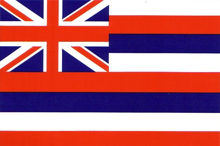 Hawaii flag | hawaiian_flag