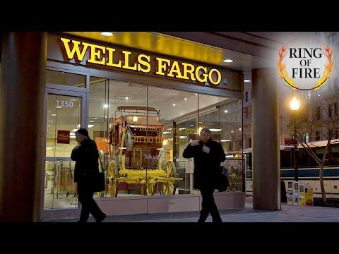 Ring of Fire: Wells Fargo Scandal Is Just The Tip of the Iceberg For Corporate Corruption - VIDEO - http://holesinthefoam.us/wells-fargo-scandal-is-just-the-tip-of-the-iceberg-for-corporate-corruption/