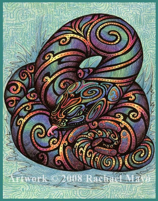 236 best images about Rainbow Serpent Mythology on Pinterest ...