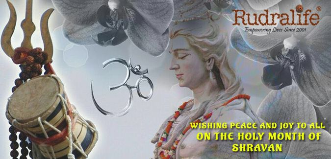 Wishing Peace and Joy to all on the Holy Month of SHRAVAN