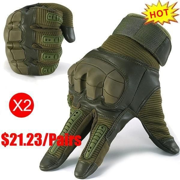 Details about  /Full Finger Cycling Gloves Touch Screen Motorcycle Riding Breathable Mitts
