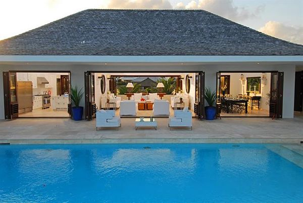 #Cocoscollections pool house. This idea. MUCH smaller scale.