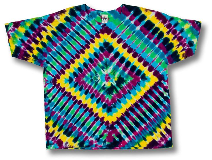 Tie Dye Shirt Pattern Instructions | Request a custom order and have something made just for you.