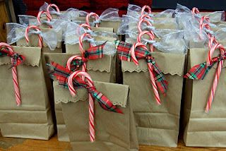 The Inspired Classroom: Student Gifts Wrapped Pinterest Style
