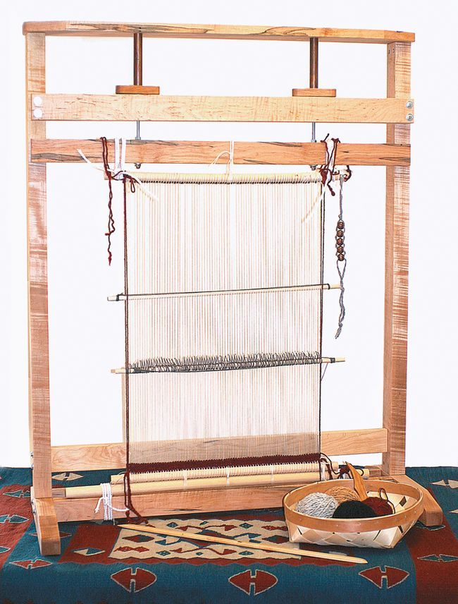 navajo fashions | navajo style loom by dovetail a navajo style loom made by a great ...