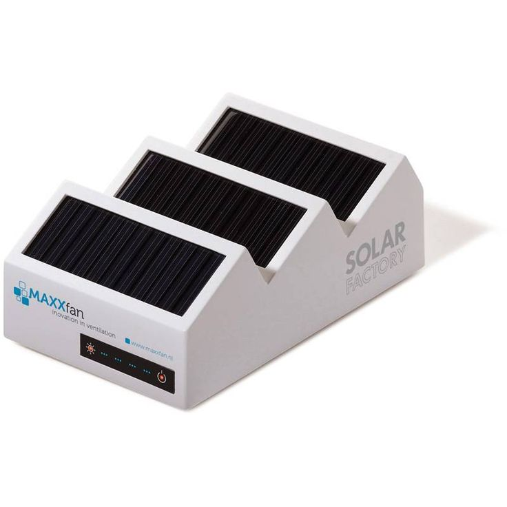 Powerbank bedrukken - Solar Factory batterij - LT91022 - DéBlé