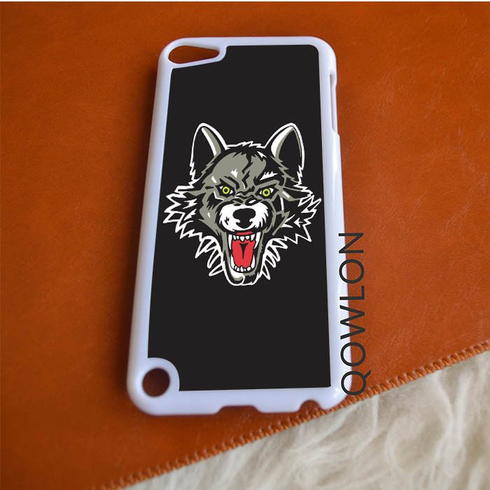 Chicago Wolves Logo iPod Touch 5 | 5TH GEN Case