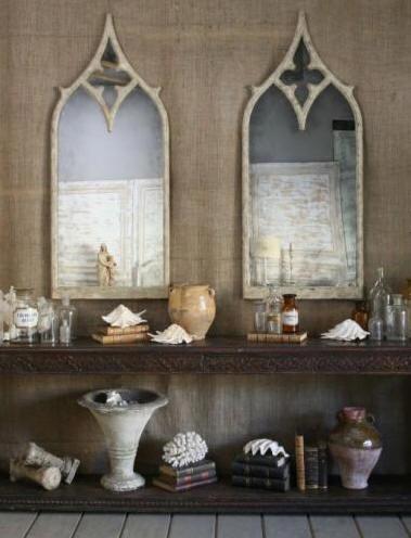 die besten 25 vintage gotisches dekor ideen auf pinterest. Black Bedroom Furniture Sets. Home Design Ideas