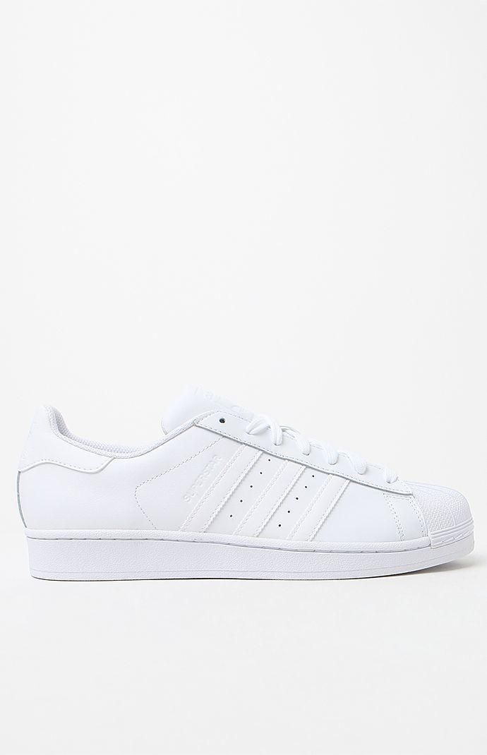 on sale 57876 2d263 Superstar Foundation White Shoes