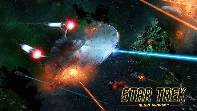 Star Trek: Alien Domain – darmowa przeglądarkowa gra strategiczna MMO
