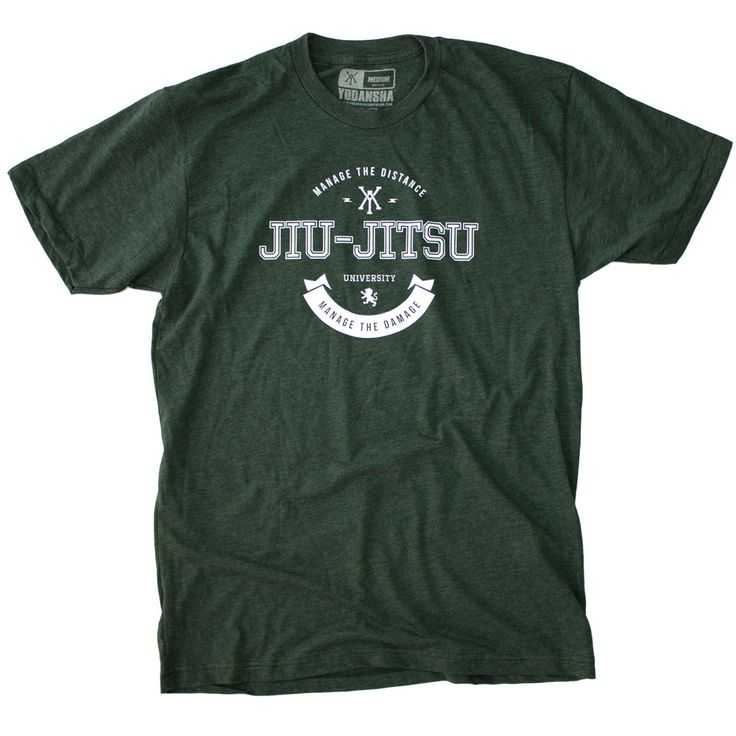 Jiu Jitsu University T-Shirt