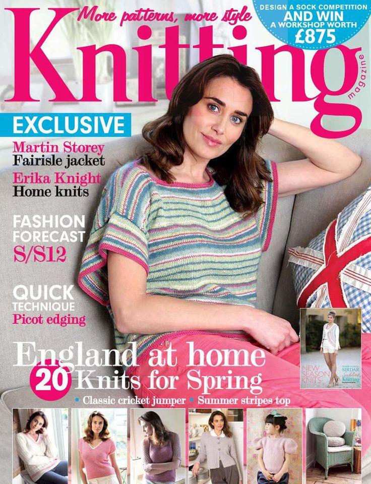 Knitting Issue 102 2012 - 轻描淡写 - 轻描淡写