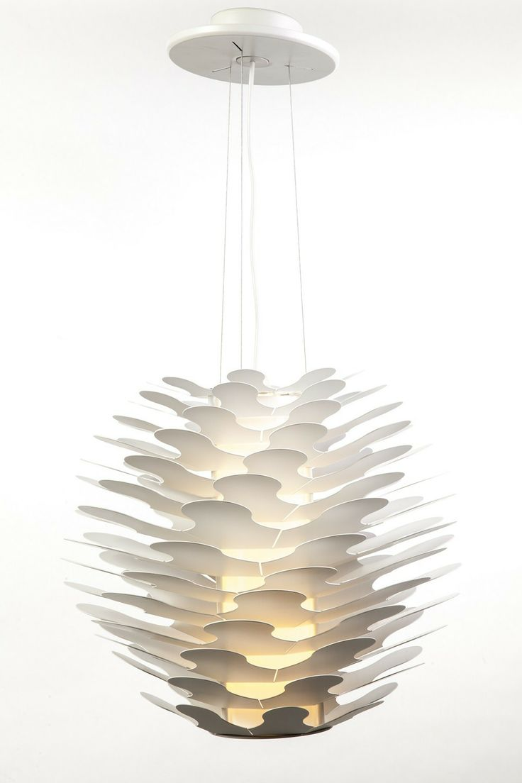 best modern lighting images on pinterest  modern lighting  - control brand edenderry pendant lamp  the abstract puzzle piece shapes ofthis control brand edenderry pendant lamp are made of white acrylic thatallows