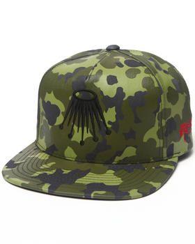 SSUR | Lex Crown Flektarn Camo Snapback Cap #snapback #style