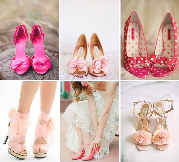 розовые свадебные туфли #wedding #pink #shoes #свадьба #розовый #туфли