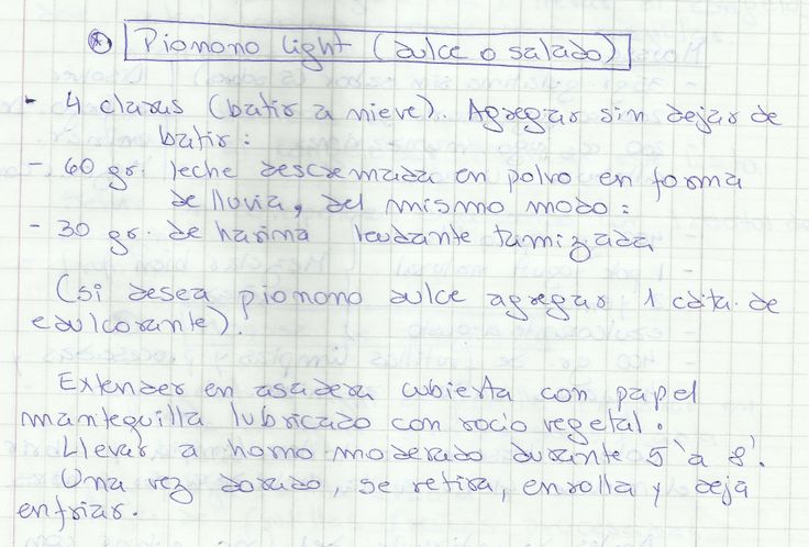 PIONONO LIGHT   #NEUTRO #MASAS #MASITA #HARINA