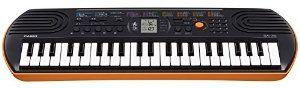 Casio SA76 44 Keys 100 Tones by Casio http://amzn.to/2gWbQHQ
