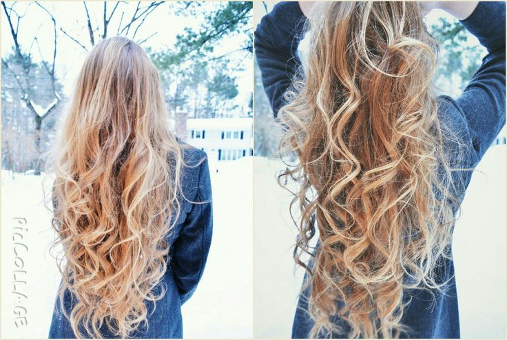 5 MINUTE TUMBLR CURLS