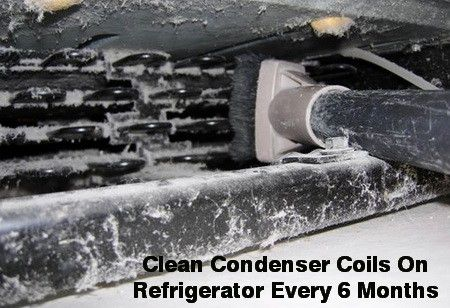 If the condenser coils are dirty, the compressor will overheat and will cut off on the overload