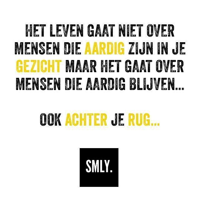 Helaas zijn dat er een stuk minder.⚪️⚫️#SMLY.