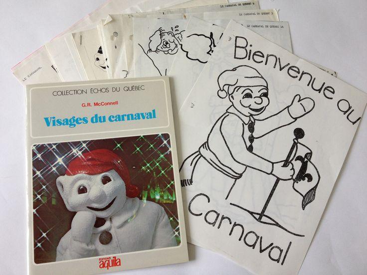 Le Carnaval (pages d'activite et livre)