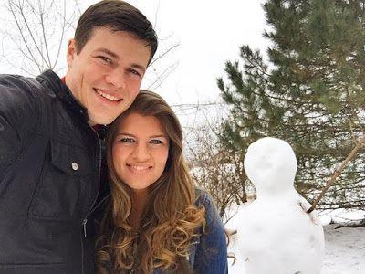 Michaela and Brandon Keilen