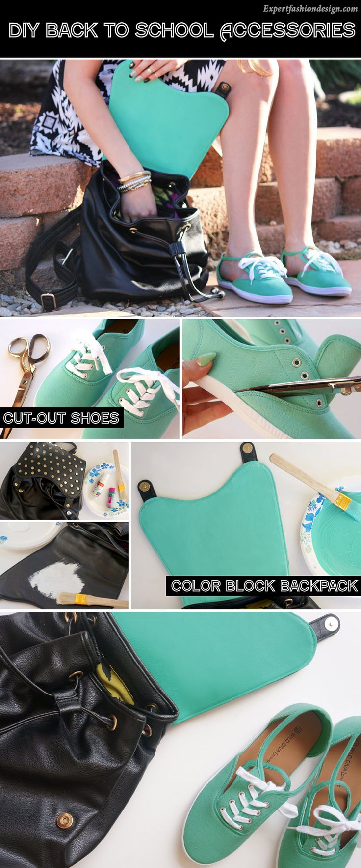 DIY Projects for Every Girl to Get Fashionable Ideas - 12 #Dresses