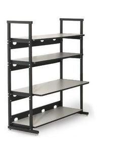 Kendall Howard 4- Post 48' Workbench w/2x 24' & 2x 30' Shelves