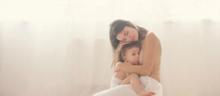 Los beneficios de la lactancia materna prolongada