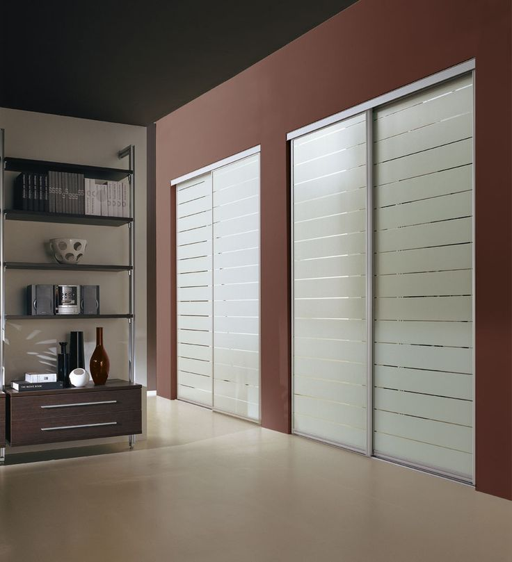 Sliding door wardrobes Starting at 55