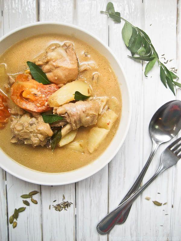 Chicken Korma. | Food & Party | Pinterest