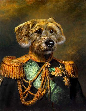 Turn your pet photos into fine art with Pompous Pets. We ...