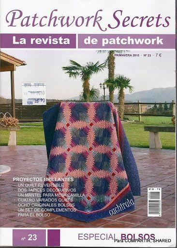 Patchwork Secrets 23 - Majalbarraque M. - Álbumes web de Picasa